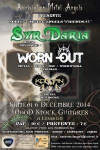 Affiche 1 concert metal3