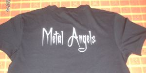photo t shirt metal angels dos