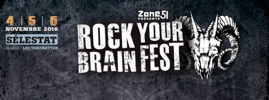 rock your brain 2016